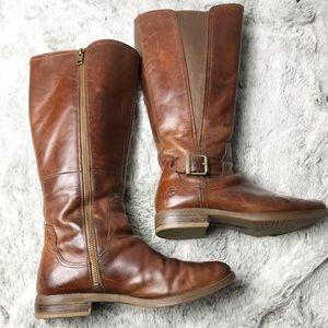 EUC✨TIMBERLAND Savin Hill Tall Boot Brown-9
